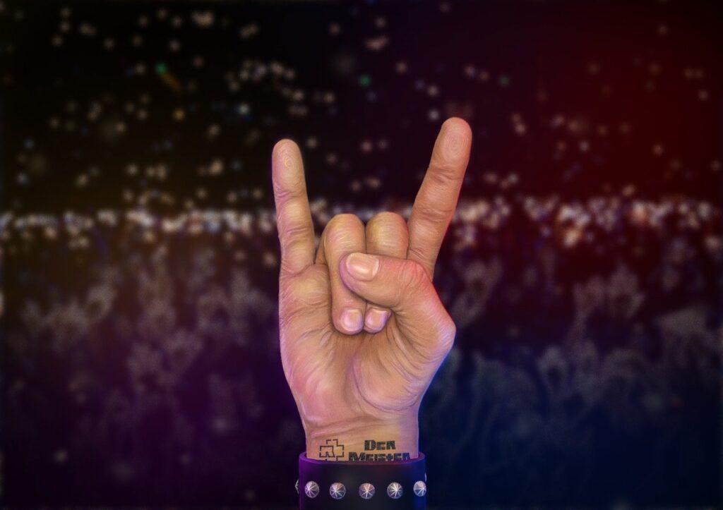 hand, rock, hands