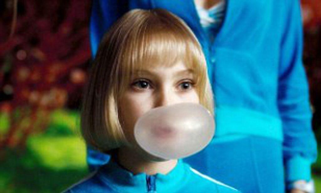 Violet Beauregarde, Willy Wonka