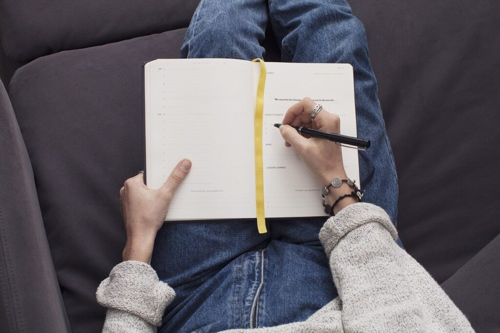 journal, notepad, notebook