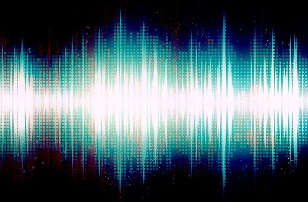 sound, audio, waves